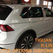 tiguan 240 r-line algerie neuf exportation 2018