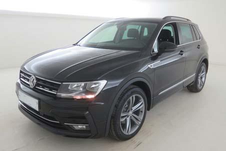 Volkswagen tiguan RLINE 150 TOIT PANO NEUF IMPORTATION ALGERIE FABRICATION 2019 FRANCE